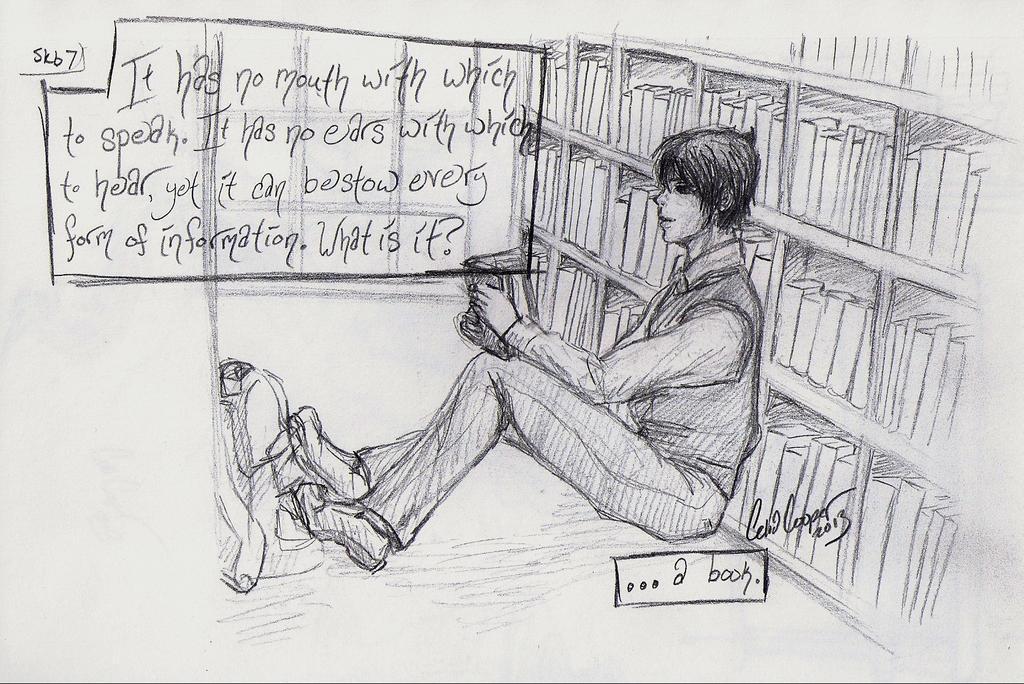 A Book by ur-a-baka95