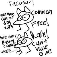 Tacosan SPECIES Ref