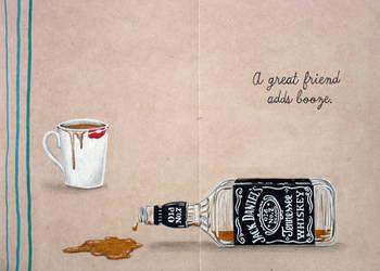 Coffee + Whiskey