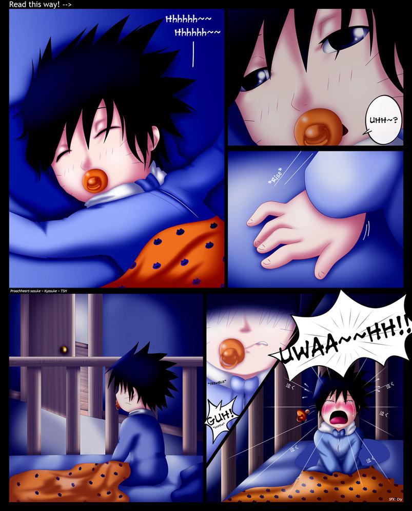 Kyo's First Word (page 1) by PRoachHeart-Sasuke