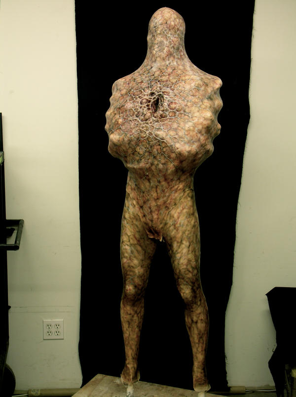 Silent Hill Armless by DaveGrasso
