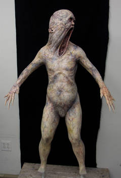 Silent Hill Grey Child.