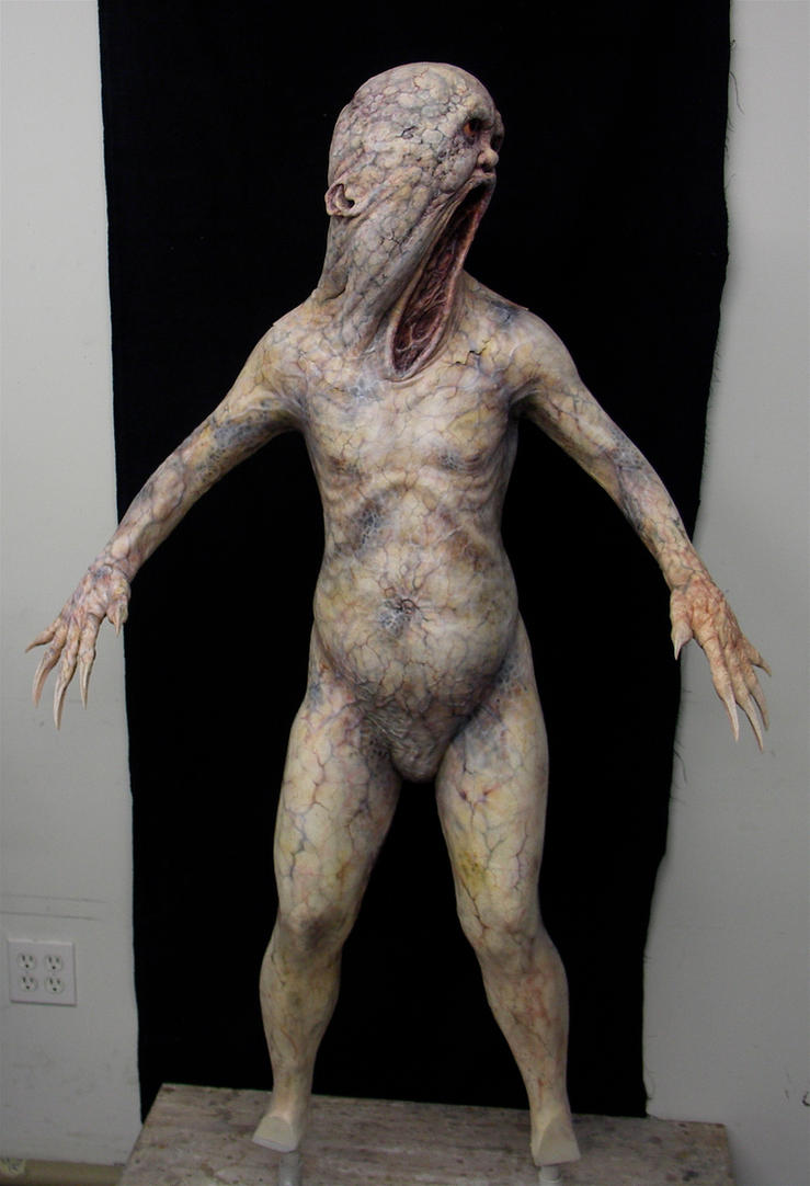 Silent Hill Grey Child. by DaveGrasso