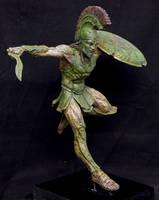 Spartan Mummy by DaveGrasso