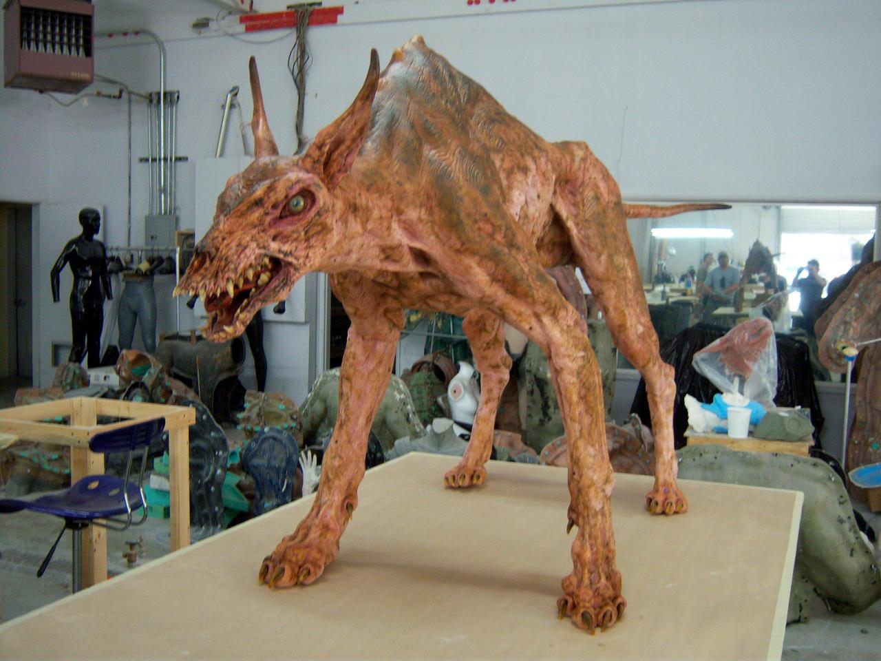 'Sucker Punch' War Dog. by DaveGrasso