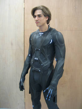 'Tron Legacy' Rinzler suit.