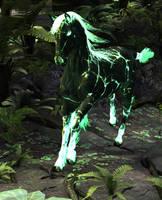 Ghost Horse by chronos491