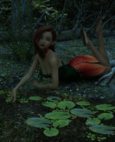 Fairy By The River by chronos491