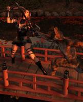 Assassin Showdown by chronos491