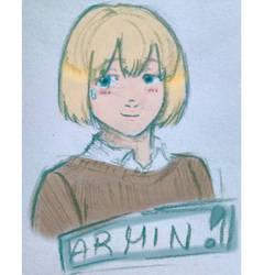 Armin Arlert-Shingeki no Kyojin