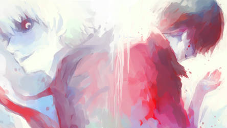 White to Red by SaiKayden