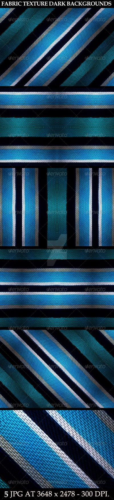 Preview-FABRIC-TEXTURE-DARK-BACKGROUNDS by danfleites