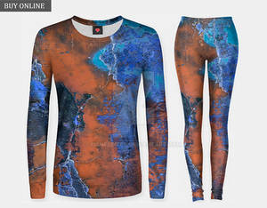 Colored Grunge Print Collection