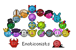 dA emoticonists by Synfull