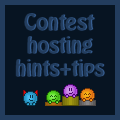 Contest hosting hints + tips by Synfull