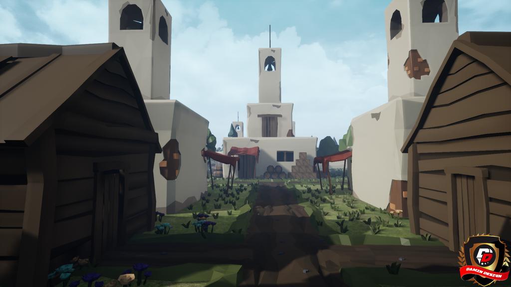 Unreal Engine 4 Market by DaminDesign