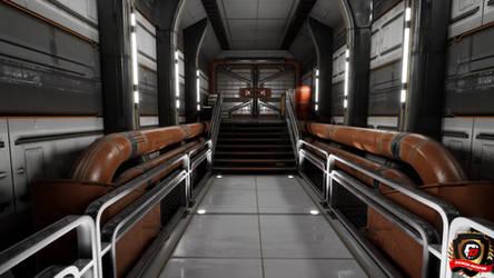 Unreal Engine 4 Abandoned Ship