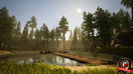 Unreal Engine 4 Forest