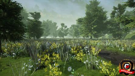 Unreal Engine 4 Landscape