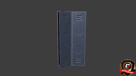 3ds max - Work Cabinet