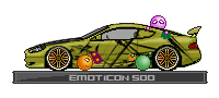 Emoticon 500 by Oktanas