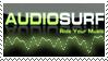 AudioSurf stamp