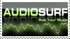 AudioSurf stamp by Oktanas