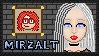 Mirzalt support stamp by Oktanas