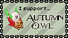 I support AutumnOwl by Oktanas