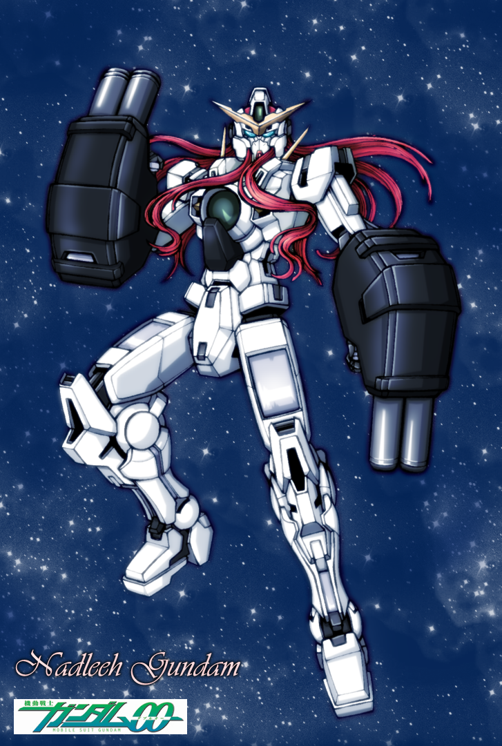 Nadleeh Gundam by Wegons
