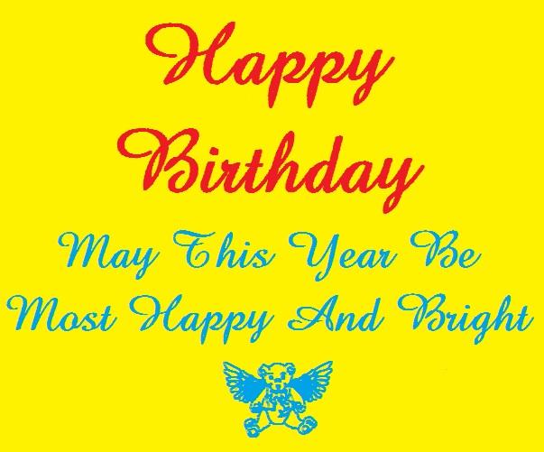 Happy Birthday 1 by VKA3