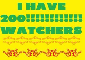 200 Watchers by VKA3