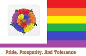 Gay Pride Flag 2 by VKA3
