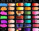 Winx Club Color Palette