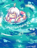 wait and sleep by oranjisama