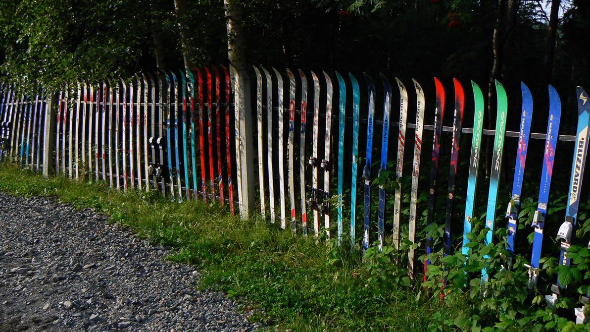 Fence by W0j45