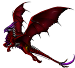 Alkharias Dragon. by PandiiVan