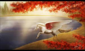 Contest Entry: Fantasy Equine.