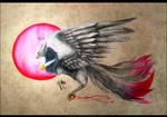 Gift: Watercolor Kitsutori. by PandiiVan