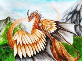 Feathered Mountain Dragon.