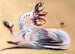Da-Tenshi, the Angel. by PandiiVan