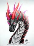 Patreon Reward: Ishalik, the Dragon.