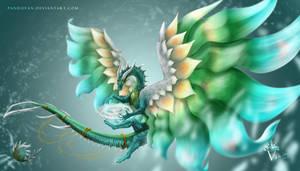 Egg Adopts - Hatchling #250 - Air Spirit Dragon