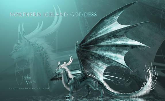 Dragon Hybrid Adopt 005 - Iceland Goddess (CLOSED)