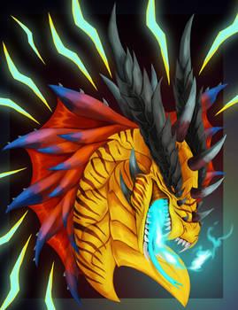 Venomous - The Paradise Bird Dragon