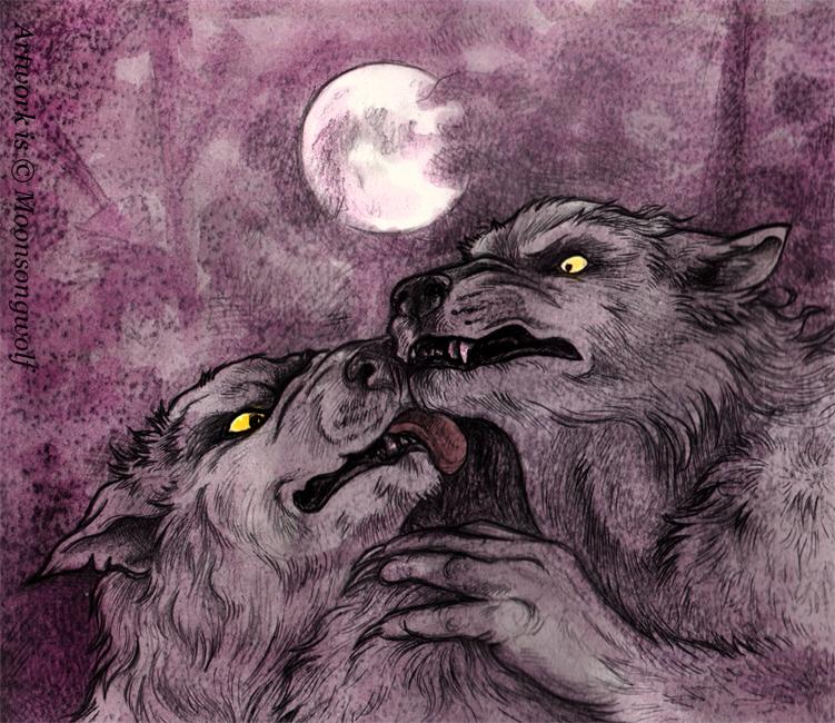 Fierce Love by MoonsongWolf