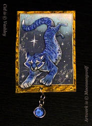 ACEO: The Secret of Flight by MoonsongWolf