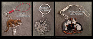 Creature Charm Gift Batch 2