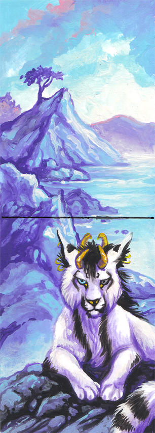 ACEO: Winter White