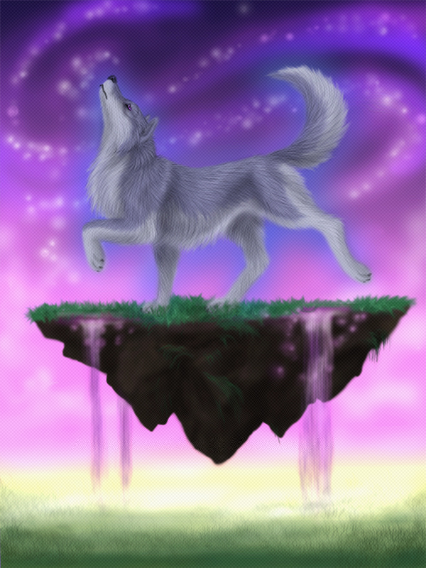 Les Elements Wolf_Gods__Shy_by_MoonsongWolf
